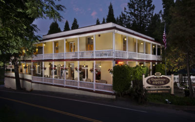 Vintage Day at the Groveland Hotel