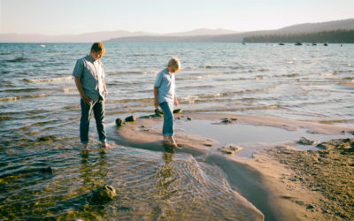 Destination Portraits: Lake Tahoe, California